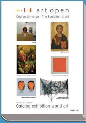 art open Código Universo - Die Evolution der Kunst -